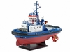 Revell - 1/144 - Harbour Tug Boat 'Fairplay I, III' (Plastic Model Kit)