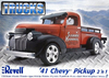 Revell Monogram - 1/25 - 1941 Chevy Pickup 2-In-1 (Plastic Model Kit)