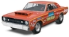 Revell Monogram - 1/25 - 1968 Hemi Dart 2-In-1 (Plastic Model Kit)
