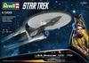 Revell - 1/500 – Star Trek NCC Enterprise 1701 (Plastic Model Kit)