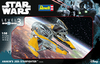 Revell - 1/58 - Star Wars Anakin's Jedi Starfighter (Plastic Model Kit)