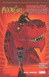 Moon Girl and Devil Dinosaur 4 - Amy Reeder (Paperback)