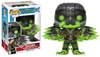 Funko Pop! Marvel - Spider-Man Homecoming: Vulture Glow-In-the-Dark Vinyl Figure