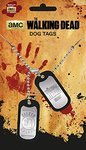 The Walking Dead - Walker Dog Tags