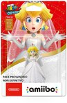 Nintendo amiibo - Peach (Wedding Outfit) (For 3DS/Wii U/Switch)