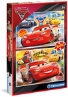 Clementoni - Cars 3 - Puzzle (2x20 Pieces) Cover