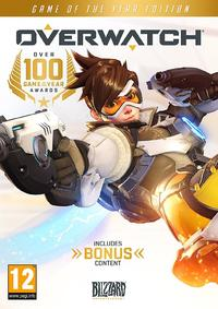 Overwatch - Game of the Year Edition (PC) - Cover