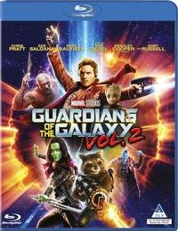 Guardians of the Galaxy Vol.2 (Blu-ray) - Cover