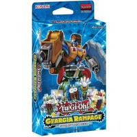 Yu-Gi-Oh! - Geargia Rampage Structure Deck Trading Card Game