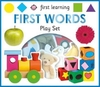 First Learning Play Sets First Words - Roger Priddy (Novelty book)