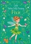 Little Sticker Dolly Dressing Pixies - Fiona Watt (Paperback)