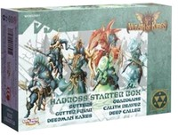 Wrath of Kings - Hadross Starter Box (Miniatures) - Cover
