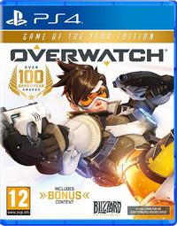 Overwatch - Game of the Year Edition (PS4) - Cover