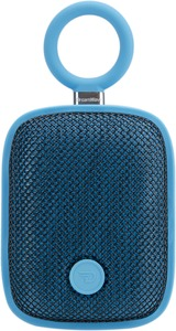 DreamWave BUBBLE POD Splash Proof Portable Bluetooth Speaker (Blue) - Cover