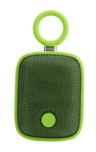 DreamWave BUBBLE POD Splash Proof Portable Bluetooth Speaker (Green) - Cover