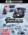 The Fate of the Furious (Region A - 4K Ultra HD + Blu-Ray)