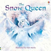 Snow Queen - Lesley Sims (Board book) - Cover