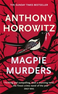 Magpie Murders - Anthony Horowitz (Paperback) - Cover