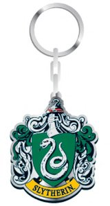 Harry Potter - Slytherin Crest Key Ring - Cover