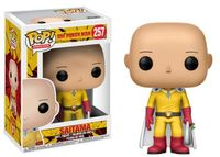 Funko Pop! Animation - One-Punch Man: Saitama Vinyl Figure - Cover