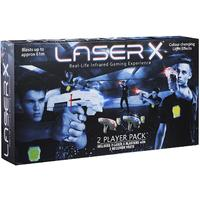 Laser X Two Player Real Life Gaming Tag Experience Guns