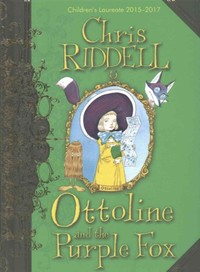 Ottoline and the Purple Fox - Chris Riddell (Hardcover) - Cover