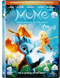 Mune: Guardian of the Moon (DVD)