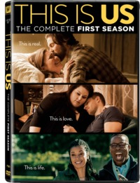 This Is Us - Season 1 (DVD) - Cover