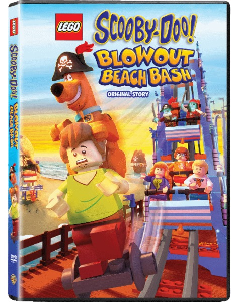 Lego: Scooby-Doo! - Blowout Beach Bash (DVD) - Movies & TV Online ...