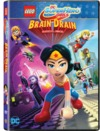 Lego - DC Universe Superhero Girls - Brain Drain (DVD)