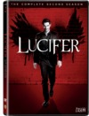Lucifer - Season 2 (DVD)
