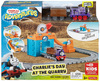 Thomas & Friends - Charlie's Day At The Quarry Playset
