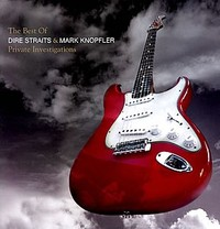 Dire Straits & Mark Knopfler - Best of - Private Investigations (Vinyl) - Cover