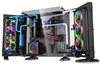 Thermaltake Core P7 TG Full Tower Chassis - Black