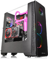 Thermaltake View 28 RGB Riing Edition Mid-Tower Chassis - Black