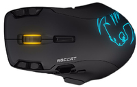 ROCCAT Leadr Wireless Multi-Button RGB Gaming Mouse - Black - Cover