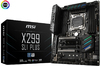 MSI X299 SLI PLUS Socket 2066 Motherboard (X-Series Processors)