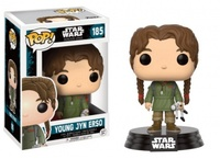 Funko Pop! Star Wars - Rogue One: Young Jyn Erso Bobble Head Vinyl Figure - Cover