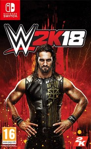 WWE 2K18 (Nintendo Switch) - Cover