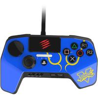 Sparkfox Madcatz Gaming Controller - Blue (PS3/PS4)
