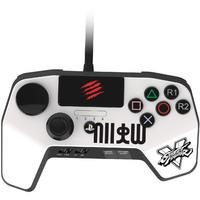 Sparkfox Madcatz Gaming Controller - White (PS3/PS4)
