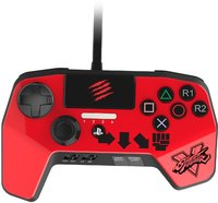 Sparkfox Madcatz Gaming Controller - Red (PS3/PS4)