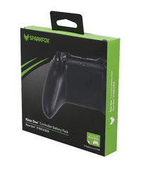 Sparkfox Controller Battery Pack - Black (Xbox One)