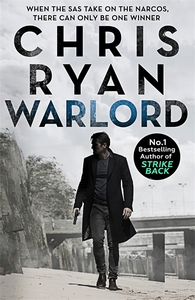 Warlord - Chris Ryan (Paperback) - Cover