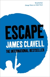 Escape - James Clavell (Paperback) - Cover