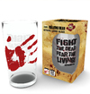 The Walking Dead - Fight the Dead Large Glass