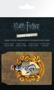 Harry Potter - Hufflepuff Travel Card Wallet - Cover
