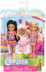 Barbie - Chelsea Dolls Slumber Party Playset