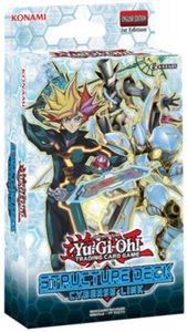 Yu-Gi-Oh! - Structure Deck: Cyberse Link (Trading Card Game) - Cover