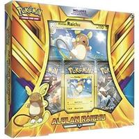 Pokemon TCG - Alolan Raichu Box (Trading Card Game)